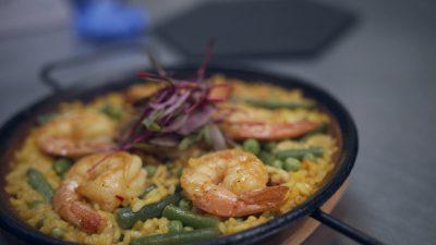 Spanish cuisine at La Diosa Cellars